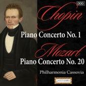 Chopin: Piano Concerto No. 1 - Mozart: Piano Concerto No. 20 von Various Artists
