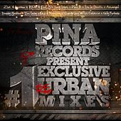 Pina Records Present : # 1 Exclusive Urban Remixes de Various Artists