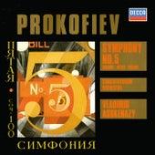 Prokofiev: Symphony No. 5; Dreams de Vladimir Ashkenazy
