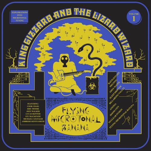 Flying Microtonal Banana by King Gizzard & The Lizard Wizard