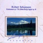 Robert Schumann: Kinderszenen, op. 15 - Album für die Jugend, op. 68 by Gernot Oertel