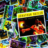 Live In South Africa de Jonathan Butler