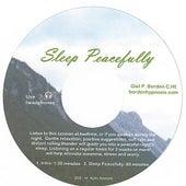 Sleep Peacefully by Gail P. Borden
