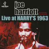 Live at Harry's 1963 by Joe Harriott