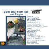 Gulda Plays Beethoven and Chopin by Friedrich Gulda