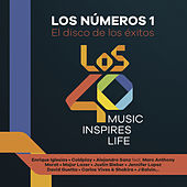 Los Nº1 de 40 Principales (2016) de Various Artists