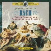 Bach: Violin Concertos - Concertos for 2 VIolins by Various Artists