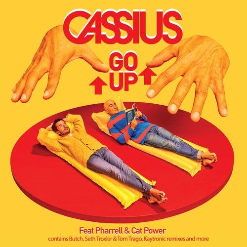 Go Up (feat. Cat Power & Pharrell Williams) de Cassius