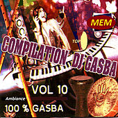 Compilation DJ Gasba, Vol. 10 by Various Artists