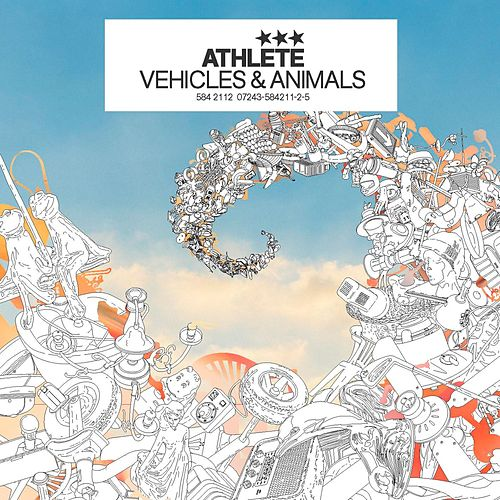 Vehicles & Animals by Athlete