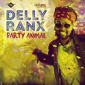 Party Animal - Single by Delly Ranx