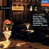 The World of Chopin de Various Artists