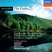 The World of the Violin von Various Artists