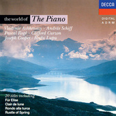 The World of the Piano von Various Artists