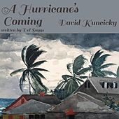 A Hurricane's Coming de David Kuncicky