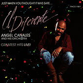 Greatest Hits Live! de Angel Canales