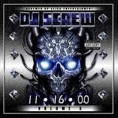 11/16/2000 Volume 3 de DJ Screw