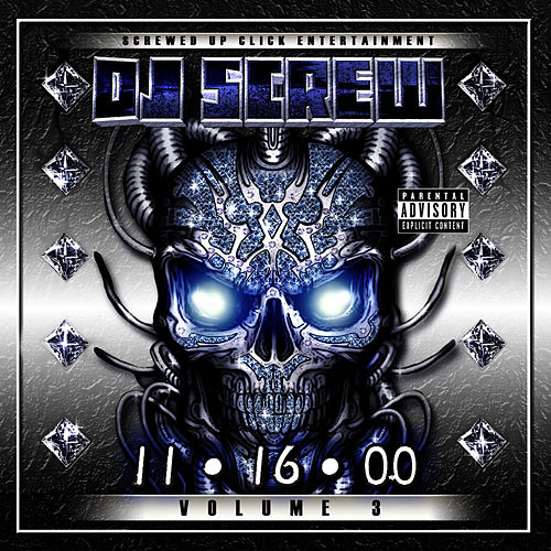 11/16/2000 Volume 3 by DJ Screw