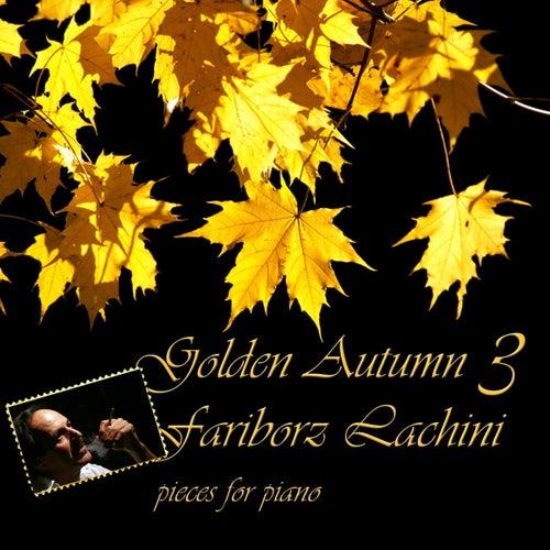 Golden Autumn 3 by Fariborz Lachini