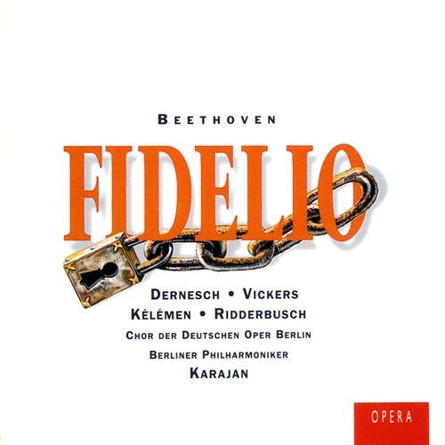 Beethoven: Fidelio by Jon Vickers