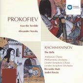 Prokofiev: Ivan the Terrible/Alexander Nevsky etc. by Riccardo Muti