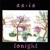 As-Is Tonight by Adam Lieb