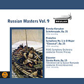 Russian Masters, Vol. 9 by Various Artists