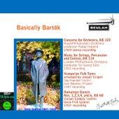Basically Bartok de Various Artists