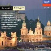 The World of Mozart de Various Artists