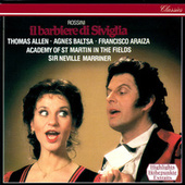 Rossini: Il Barbiere di Siviglia (Highlights) by Sir Neville Marriner