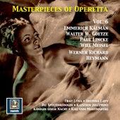 Masterpieces of Operetta, Vol. 6: Frau Luna, Kaiserin Joséphine, Arizona Lady & Others (Remastered 2016) von Various Artists