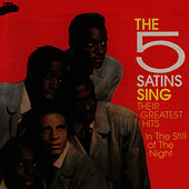 The Five Satins Sing Their Greatest Hits de The Five Satins
