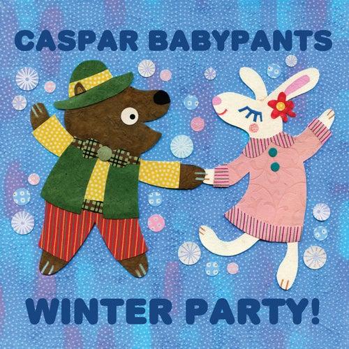 Frozen Penguin de Caspar Babypants
