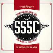 Ghettoblaster Mini Album de Street Sweeper Social Club