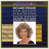 Richard Strauss: Don Quixote & Selected Songs von Various Artists