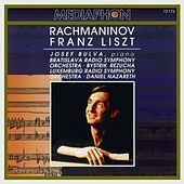 Rachmaninov:  Rhapsody on a Theme of Paganini - Liszt: Piano Concertos Nos. 1 & 2 by Various Artists