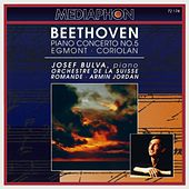 Beethoven: Piano Concerto No. 5 & Egmont and Coriolan Overtures von Various Artists