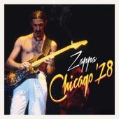 Chicago '78 van Frank Zappa