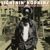 The Complete Prestige / Bluesville Recordings by Lightnin' Hopkins