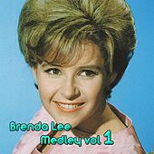 Brenda Lee Medley 1: Sweet Nothin's / Emotions / All Alone Am I / Dum Dum / Fool No. 1 / Speak to Me Pretty / All the Way / How Deep Is the Ocean? / That's All You Gotta Do / Do I Worry? / Break It to Me Gently / Send Me Some Lovin' / Weep No More My Baby by Brenda Lee