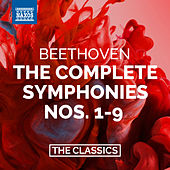 Beethoven: The Complete Symphonies Nos. 1-9 de Various Artists