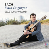 Bach: Cello Suites Volume I de Slava Grigoryan