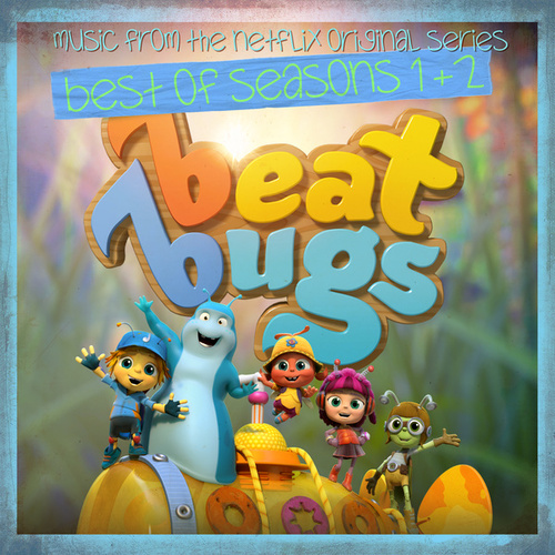 Beat Bugs: Best Of Seasons 1 & 2 de The Beat Bugs