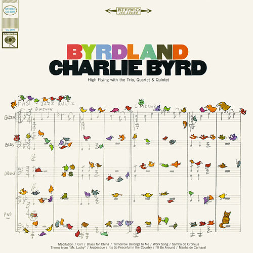 Byrdland by Charlie Byrd