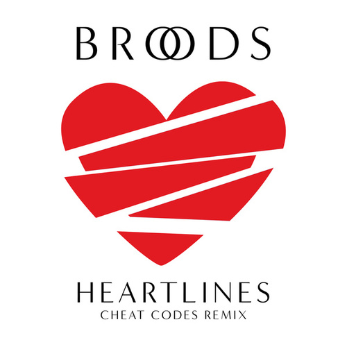 Heartlines (Cheat Codes Remix) by Broods