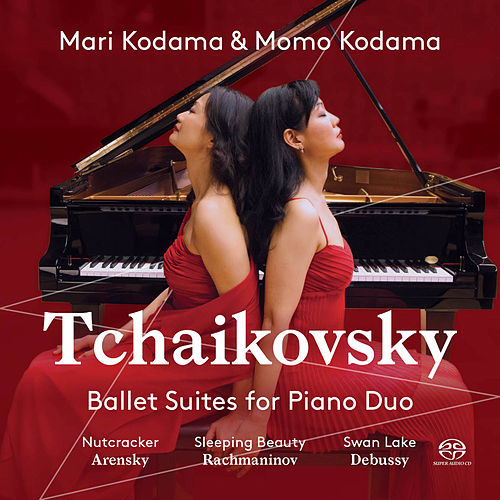 Tchaikovsky: Ballet Suites for Piano Duo by Mari Kodama