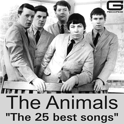 The 25 Best Songs de The Animals