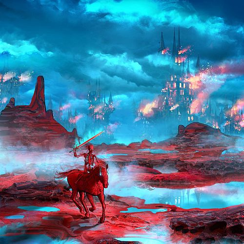 The 4 Horsemen of the Electrocalypse: The Red Horse by Bluetech