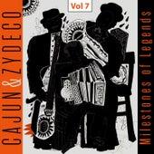 Milestones of Legends - Cajun & Zydeco, Vol. 7 de Hackberry Ramblers