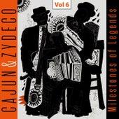 Milestones of Legends - Cajun & Zydeco, Vol. 6 by Iry LeJeune
